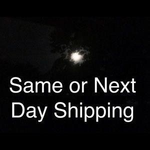 Five Star Shipper & Seller!